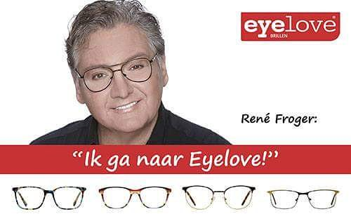Rene Froger Eyelove en Office Support benelux